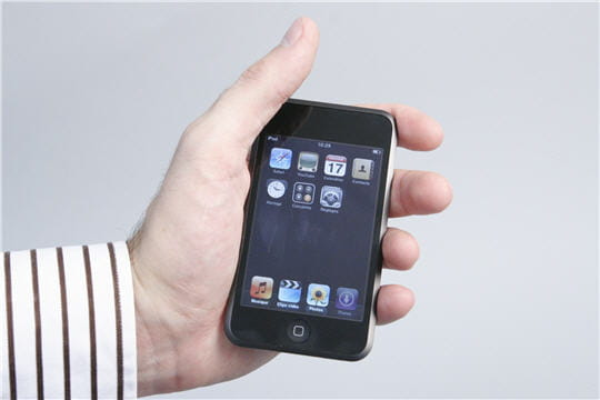 Test de l'iPod Touch