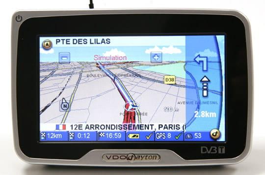 Côté GPS