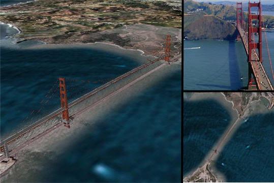 Le Golden Gate de San Francisco