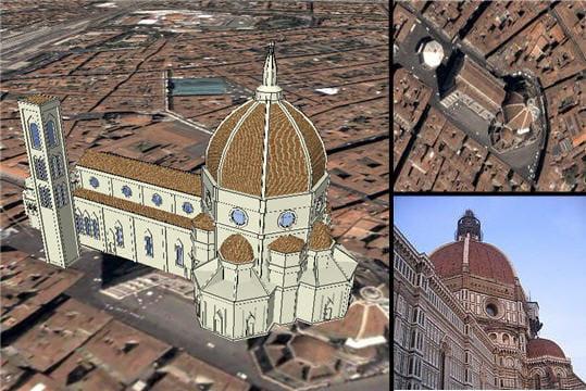 Le dôme de Florence