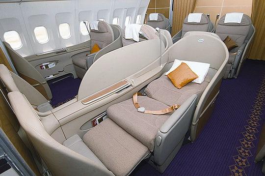 4 étoiles Gulf Air