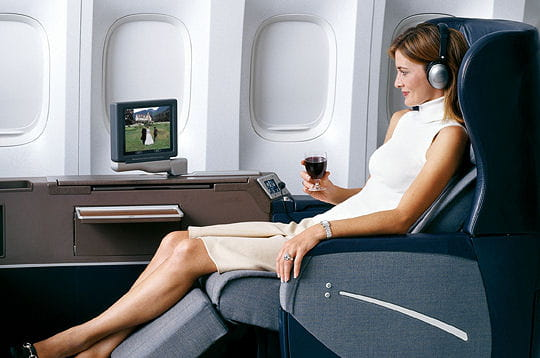 4 étoiles Qantas Airways