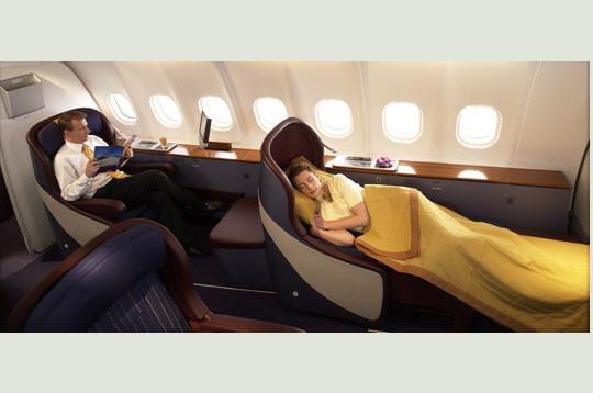 4 étoiles Thai Airways