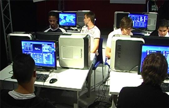 Des jeux en réseau