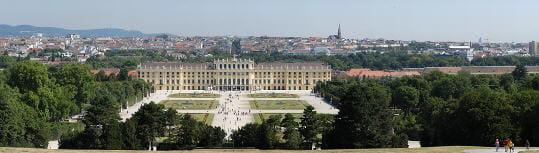 Schoenbrunn Palace de Vienne