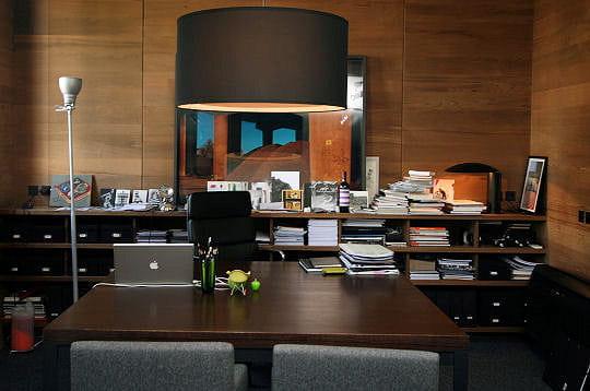 la chaleur du bois pour le bureau du pdg saguez partners au bureau comme 224 la maison jdn