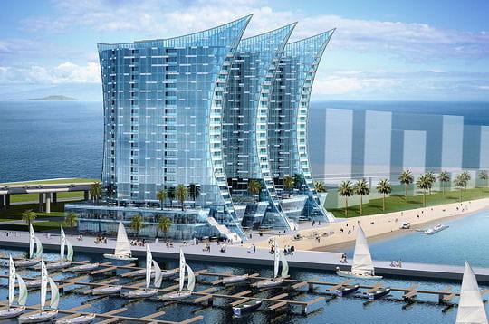Dubaï imagine des tours originales