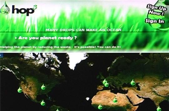 Hop cube : monnaie virtuelle environnementale