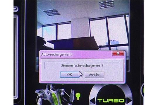 Auto-rechargement
