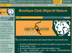 boutique obj nature