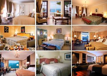 Les tarifs les plus bas des h tels de luxe les chambres for Les prix des hotel