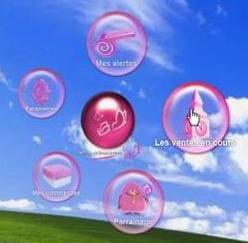 Vpbubble de vente priv e comment les e marchands utilisent les widgets jdn - Vente privee cdiscount ...