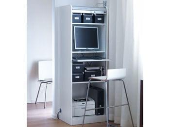 retrouvez votre salon le soir venu bien am nager son int rieur quand on travaille chez soi jdn. Black Bedroom Furniture Sets. Home Design Ideas