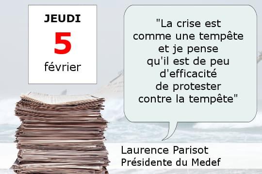 Laurence Parisot