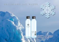 greenland ice watera reçu la première l'autorisation d'exploiter l'eau des