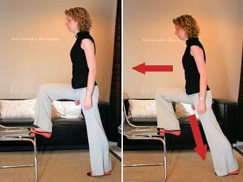 etirer ses hanches pour rel cher le dos. Black Bedroom Furniture Sets. Home Design Ideas