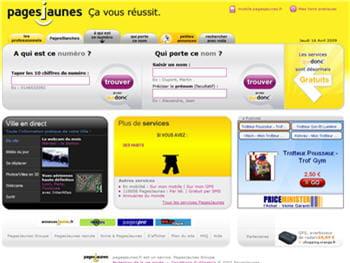 Consulter un ANNUAIRE INVERSé - Sites Internet pratiques - Journal ...