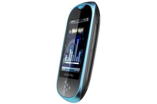Les nouveautés mobiles Alcatel rien que pour vos yeux