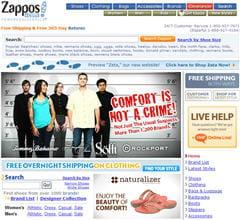 zappos amazon