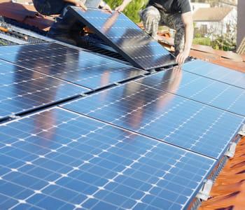 Les installateurs d 39 nergie solaire ont le moral au beau for Idees entreprises qui marchent