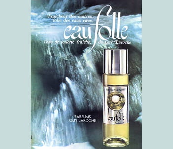 le parfum eau folle sent encore le succ s 15 marques disparues relancer jdn. Black Bedroom Furniture Sets. Home Design Ideas