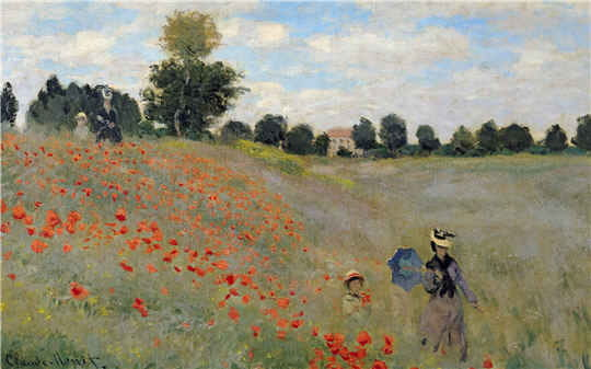 Monet toujours