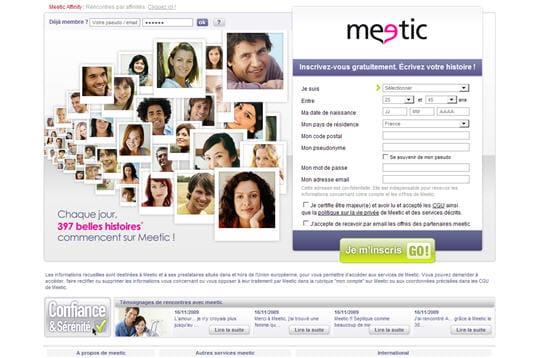 Meetic 2009