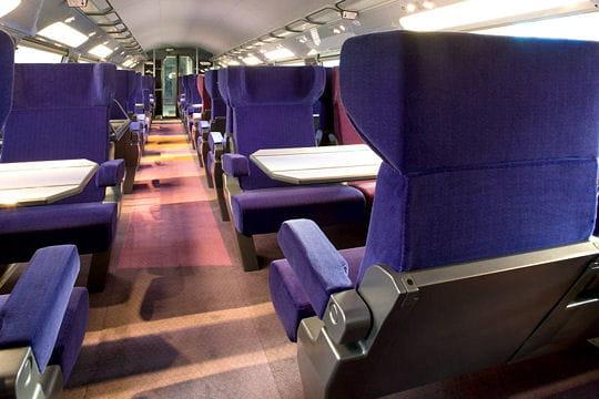 Les TGV Duplex