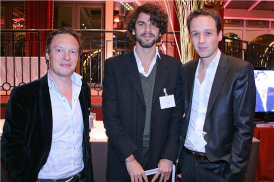 Alain Cadet et Matthieu Nicou