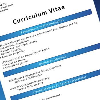 modele cv avs belllapetwebm: exemple de curriculum vitae modele cv avs