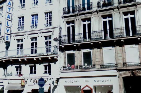 Natalys est n paris rue vignon les premiers tablissements des grandes - Magasin natalys paris ...