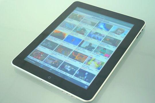 Application iPad