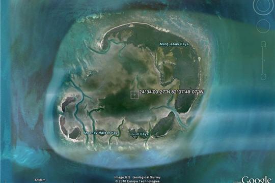 Les îles flottantes