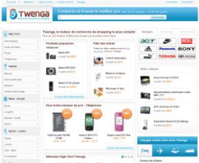 twenga parcourt et indexe le web marchand pour proposer un guide shopping