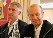 jean-christophe hermann (carrefour) et françois momboisse (fevad)