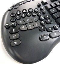 zoom sur le bloc joueur du clavier
