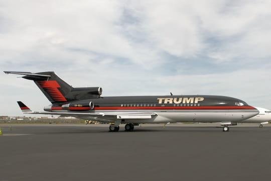Hogyan utazik Donald Trump?