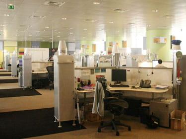 1600 m² d'open-spaces sur deux étages