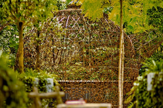 La th i re du jardin le royal monceau en photos jdn for Cuisine portugaise jardin