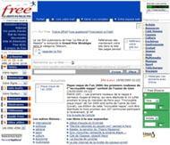 free.fr en 2000.