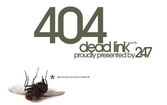 Buzz 404