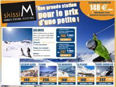 l'offre skissim de travelfactory