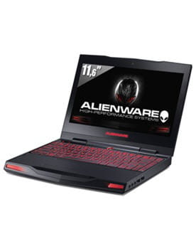 dell alienware m11x-1320