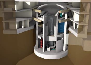 centrale nucléaire en kit