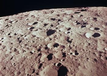 mine sur la lune