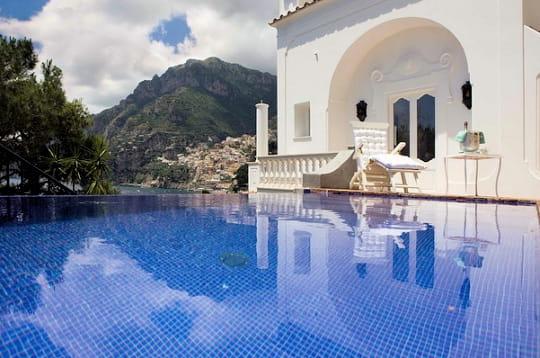 Ile privée : Trois piscines