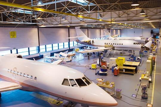 Dassault Falcon Service : Falcon