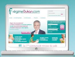 Régime Dukan : le site web et l'appart minceur  vidéo Dailymotion