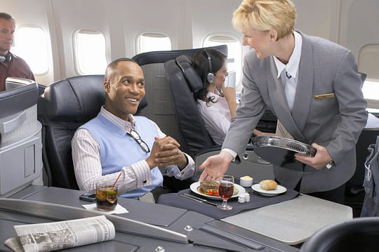 Flagship suit American Airlines