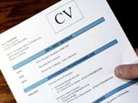 la moindre annotation sur un cv peut indiquer que vous utilisez des critères
